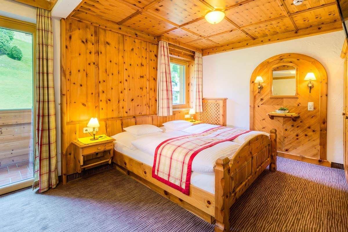 Doppelzimmer Familienzimmer Im Hotel Barbarahof
